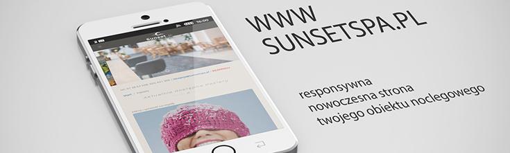 Strony www dla hoteli i pensjonatów